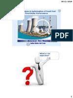 Boiler Performance Gap Analysis