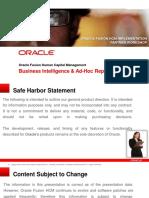 25 - BI_Business Intelligence & Ad-Hoc Reporting