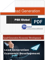 FDI Lead Generation - PSD Global