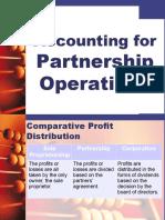 Partnership Operation