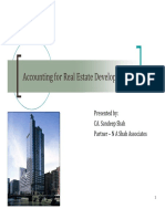 Accounting for Real Estate Transaction