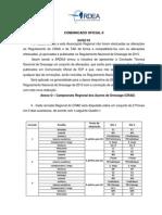 Comunicado II / 2010