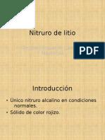 Nitruro de litio