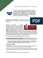 Generalidades ISO 22000