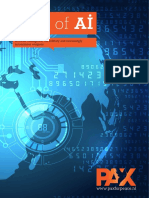 State of Artificial Intelligence Pax Report