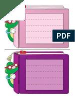 教具框 1
