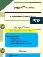 Laryngeal Trauma