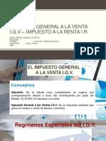 IGV - IR