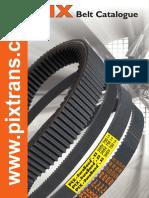 PIX Industrial Belts
