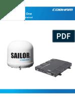 Sailor Fleet One User & Installation Manual.pdf
