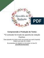 Gabaritos Livro Glauco Pontes Filho