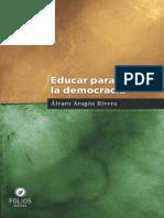 Formacion Civica y Etica Educar Para La Democracia