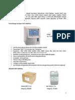 Katalog Disposable Onelab New