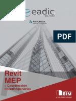 Revit Mep + Coordinaciones Interdisciplinarias