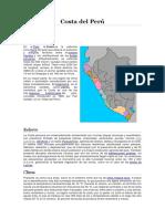 Costa Sierra Selva y El Mar Peruano