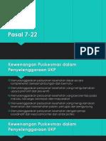 Pasal 7-22