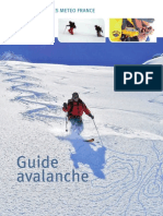 Guide Avalanche