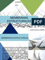 MEMBRANAS ESTRUCTURALES 2