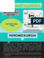 Hidrometalurgia Exposicion Listo