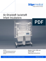 Dräger AirShield Isolette C400 - User manual.pdf