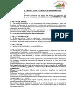 Lista de Entrega de Chalecos de La Sub Gerencia de Desarrollo Urbano e Infraestructura