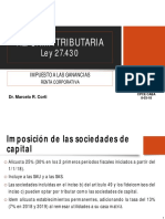 Reforma Tributaria IG Renta Corporativa CORTI