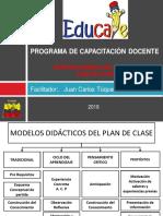 Capacitacion de docentes por Juan Carlos Túquerres