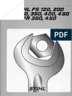 FS250 Service Manual