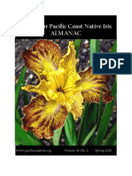 Almanac of the Society for Pacific Coast Native Irises SPRING 2010 (1)