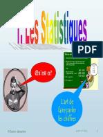 Cours 1 - Les Statistiques