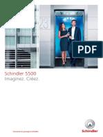 Brochure s5500
