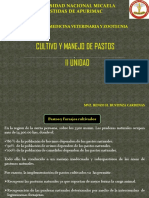 II Unidad Pastos y Forrajes 2014 II