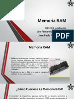 Memoria RAM1205