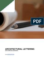 Write Like an Architect Worksheet Body