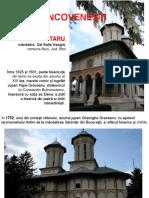 Biserici Postbrancovenesti