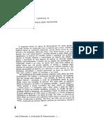 As Tecnicas de Negocio e o Primeiro Capitalismo (1)
