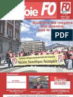 Savoie FO Mars 2019