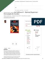 Colección Novelas Gráficas 61 - Batman_Superman - Encrucijada de Mundos