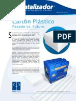 492 Edicion No 65 Carton Plastico en PP