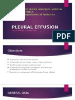 Pleural Effusion