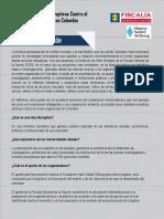 I Congreso de Ideas Disruptivas Contra El Crimen Organizado