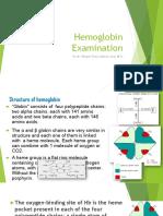 6. Wps Hemoglobin ExaminationPSPD 150219 2019