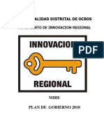 Plan Ocros
