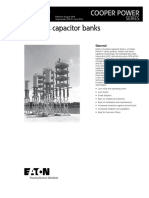Fuseless Capacitor Banks Catalog Ca230005en