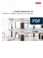 Technical Application Papers No. 23 - Medium voltage capacitor switching.pdf