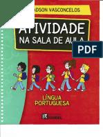 Atividades Na Sala de Aula 5 ano Portugues red1.pdf