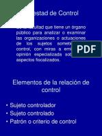 Principio de Control.