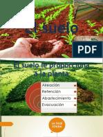 Expansion de Suelos Agricolas en El Peru