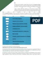 El Diagrama de Flujo Permite Representar de Forma Gráfica Cualquier Tipo de Proceso