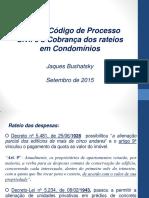 NOVO CODIGO DE PROCESSO CIVIL RATEIO SOBRE CONDOMINIO.pdf